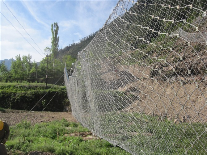 重庆边坡护栏网